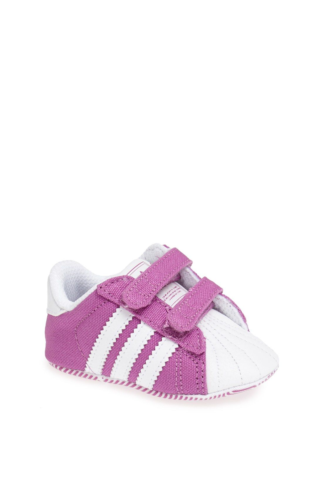 35d4851995757 adidas  Superstar 2  Crib Shoe (Baby)