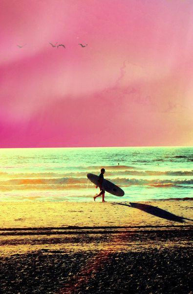 Check Out Surfer Photography Pop Art Beach Photo Ocean Photo Pink Surfer Mint Green Surf Print Yellow Salt Life Sur Retro Surf Art Surf Art Retro Surf