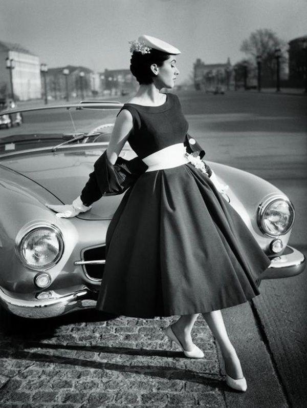 Iconic 40s Fashion: Fünfziger Jahre Mode, 60er Jahre Mode