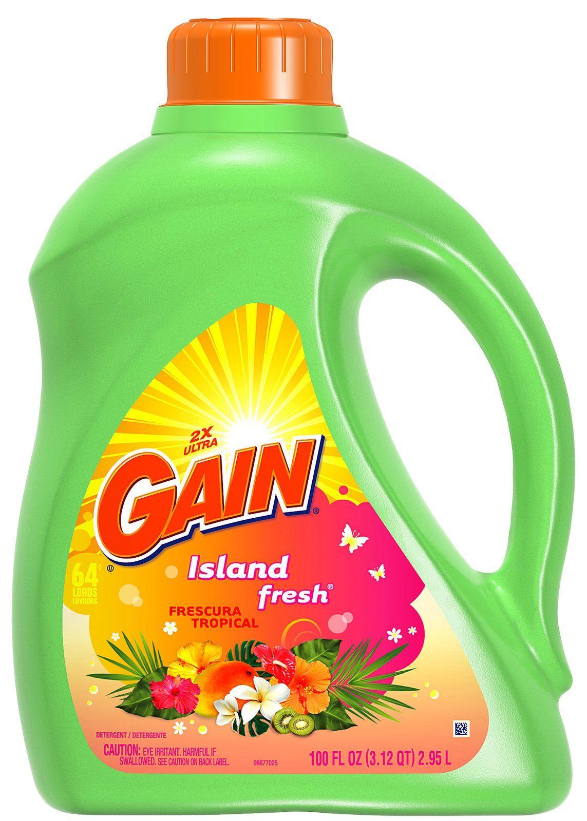 Smells So Good Gain Laundry Detergent Gain Laundry Gain Liquid