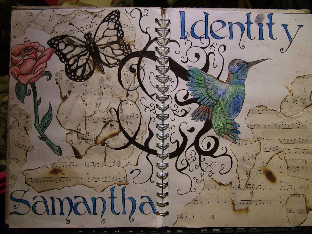 Gcse Art Sketchbook Title Page Google Search Cia Gcse In