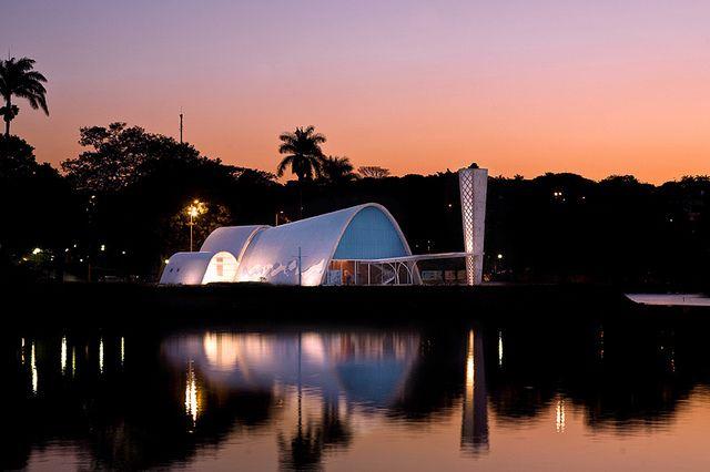 São Francisco de Assis Church - Belo Horizonte - Minas Gerais.BR