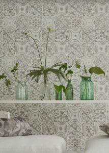 designers-guild-collectie-behang-vintage-geometrisch-green-kussens ...