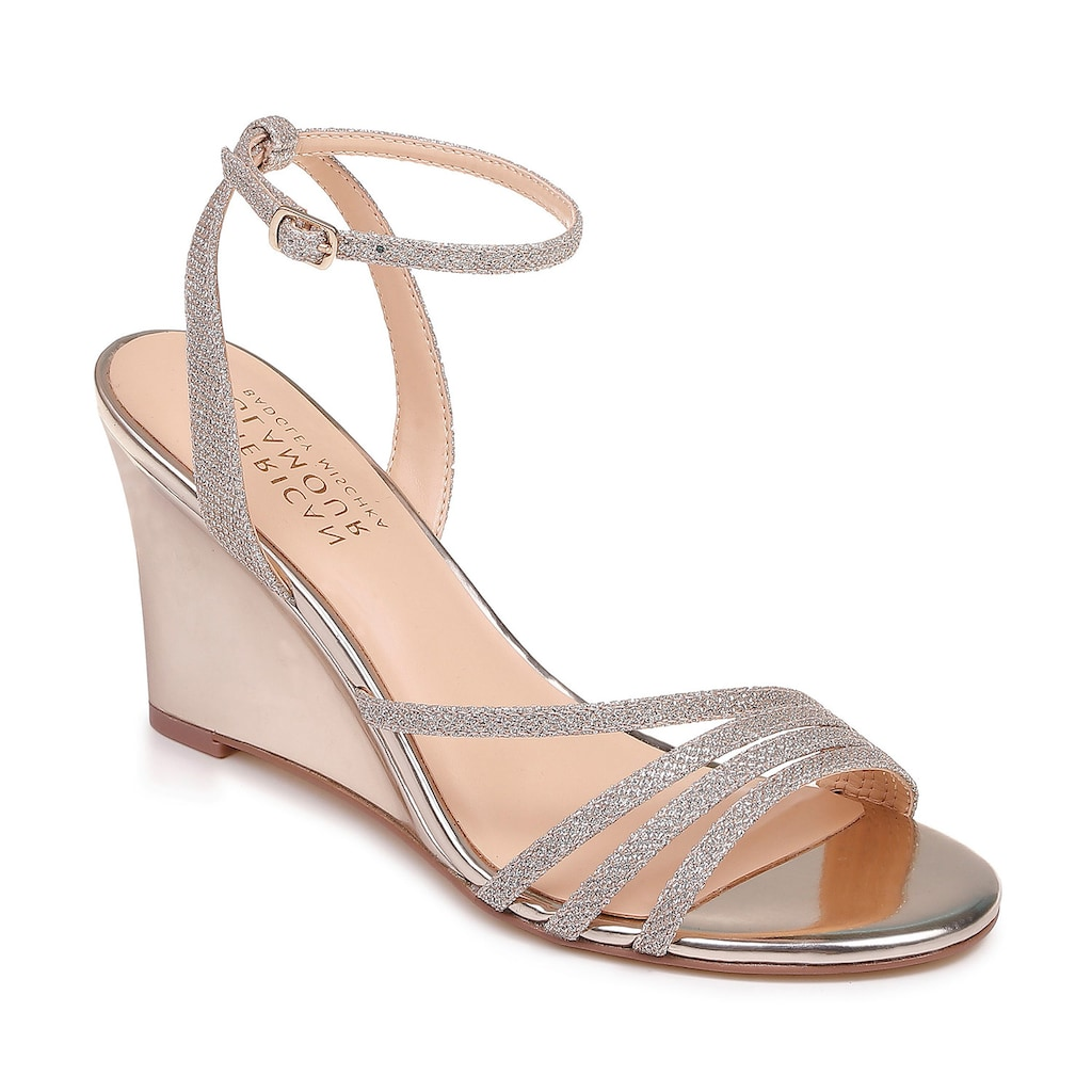 068623939dd American Glamour Party Women s Wedge Sandals in 2019