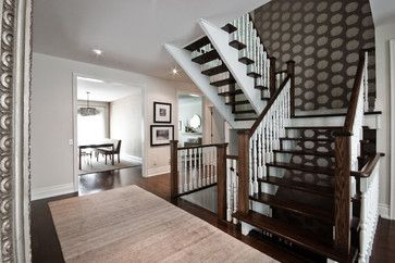 Vaughan Residence - traditional - staircase - toronto - Valdem Built Inc.