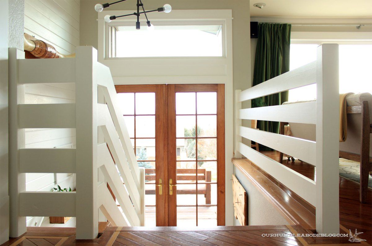 Best Horizontal Railing Top Detail Diy Stair Railing 400 x 300