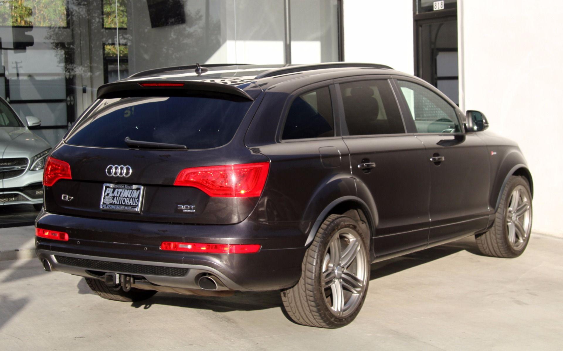 Audi Dealers Near Me >> Audi Dealer Near Me 2014 Audi Qt S Line Prestige Stock 6010