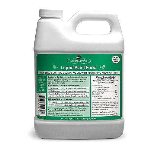 Aerogarden Liquid Nutrients 1 Quart You Can Find More 400 x 300