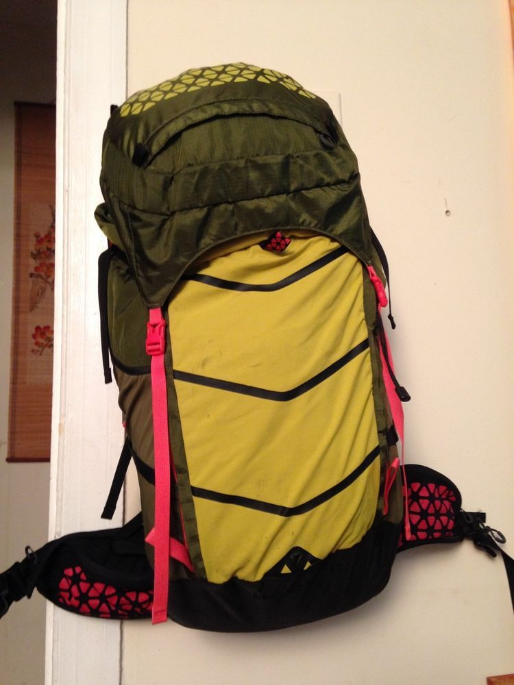 e64e04f35061 Boreas Lost Coast 60L backpack M L torso Green backpack travel bag  fashion   clothing  shoes  accessories  unisexclothingshoesaccs  unisexaccessories  (ebay ...