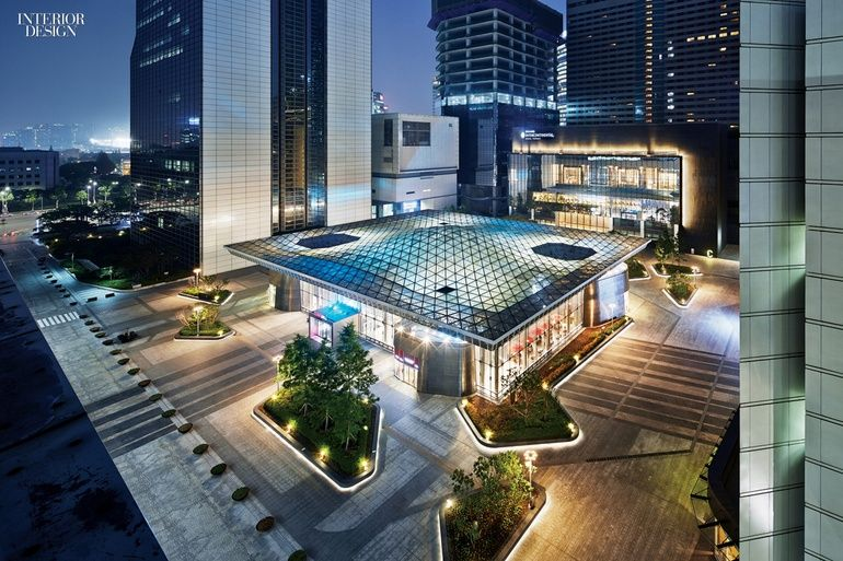 Asian design centers
