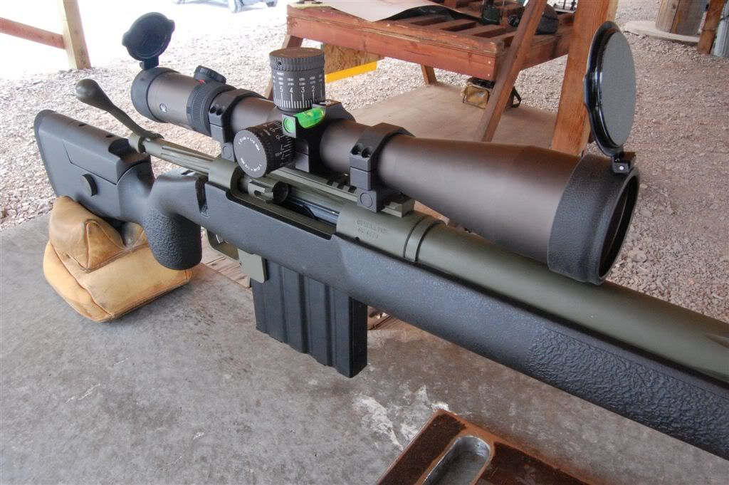 375 Cheytac Build Mcmillan stock Benchmark 30 inch barrel
