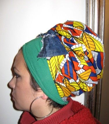African Headwrap