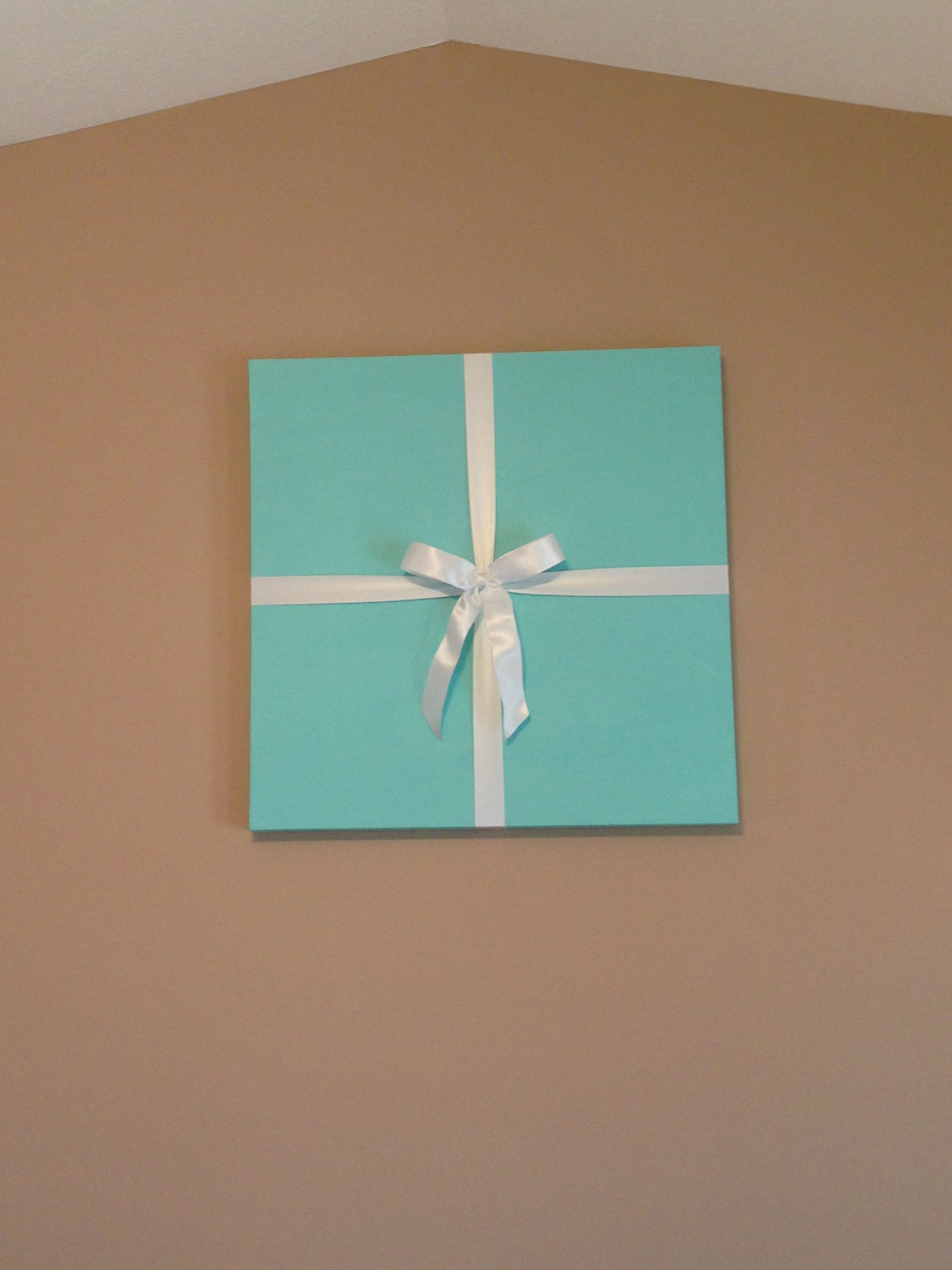 Tiffany & Co Inspired Nursery Print Home. by RhondavousDesigns2 ...