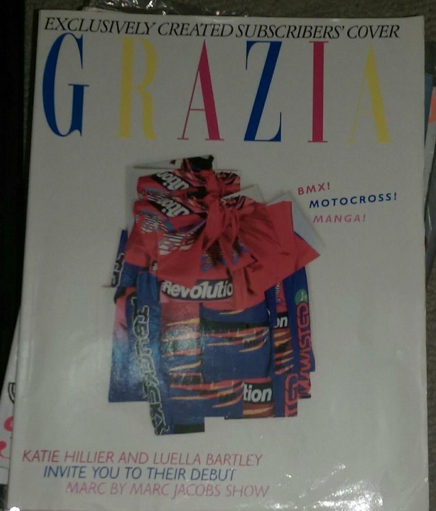 #ebay #ebayuk #Grazia magazine Big Spring #Fashion Issue