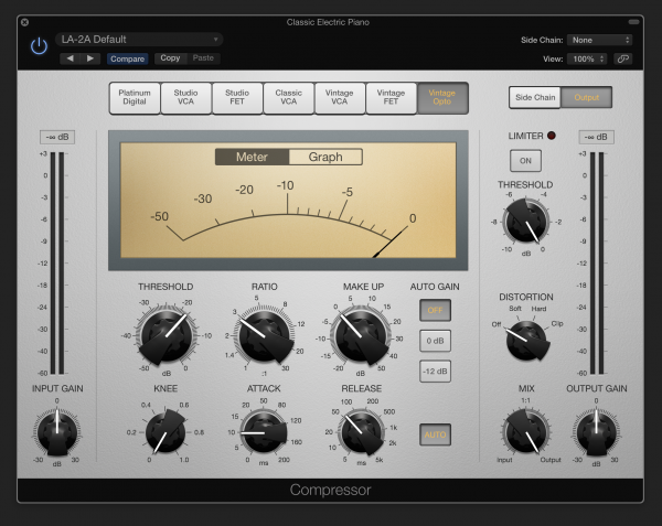 how to make logic pro x bounce louder