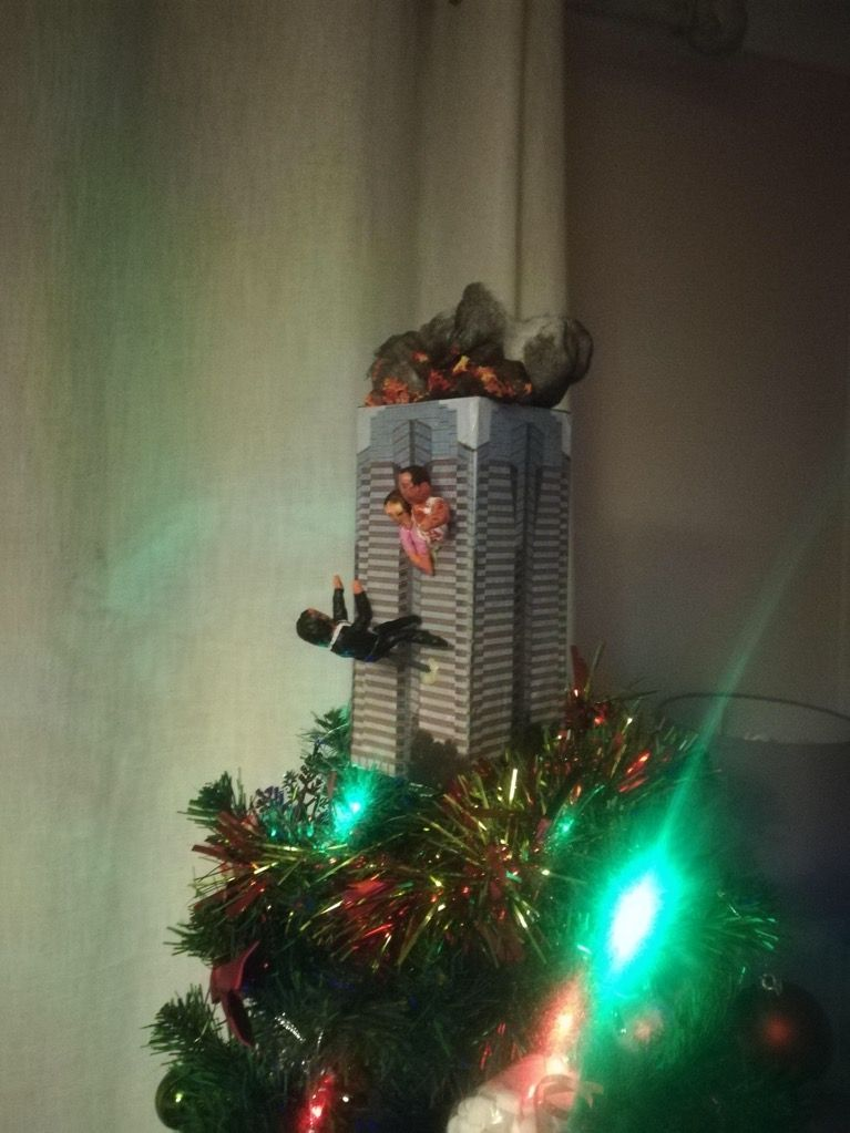 Remember It S Not Christmas Until Hans Gruber Falls From Nakatomi