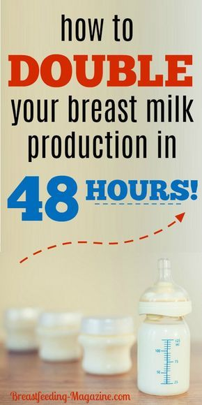 How To Increase Milk Supply Quickly - 10 Ways To Make More -3759