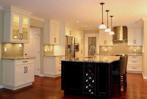 North Vancouver Kitchen Renovations   Traditional   Kitchen   Vancouver    By Cornerstone Kitchens U0026 Design