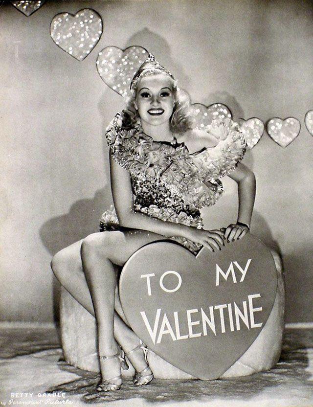 vintage rare people valentine photographs   Vintage Hollywood ...