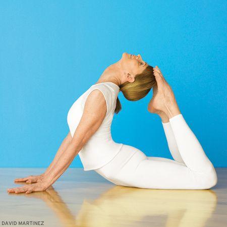 bend back feel the buzz  yoga journal yoga progress poses