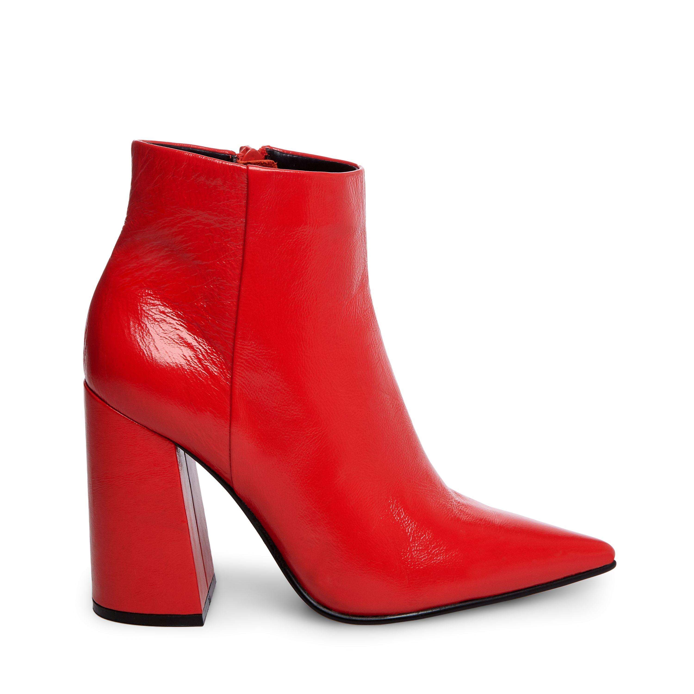 Estallar Honesto Relación  Pin de Pilar Rodríguez en Zapatos | Botines rojos, Steve madden ...