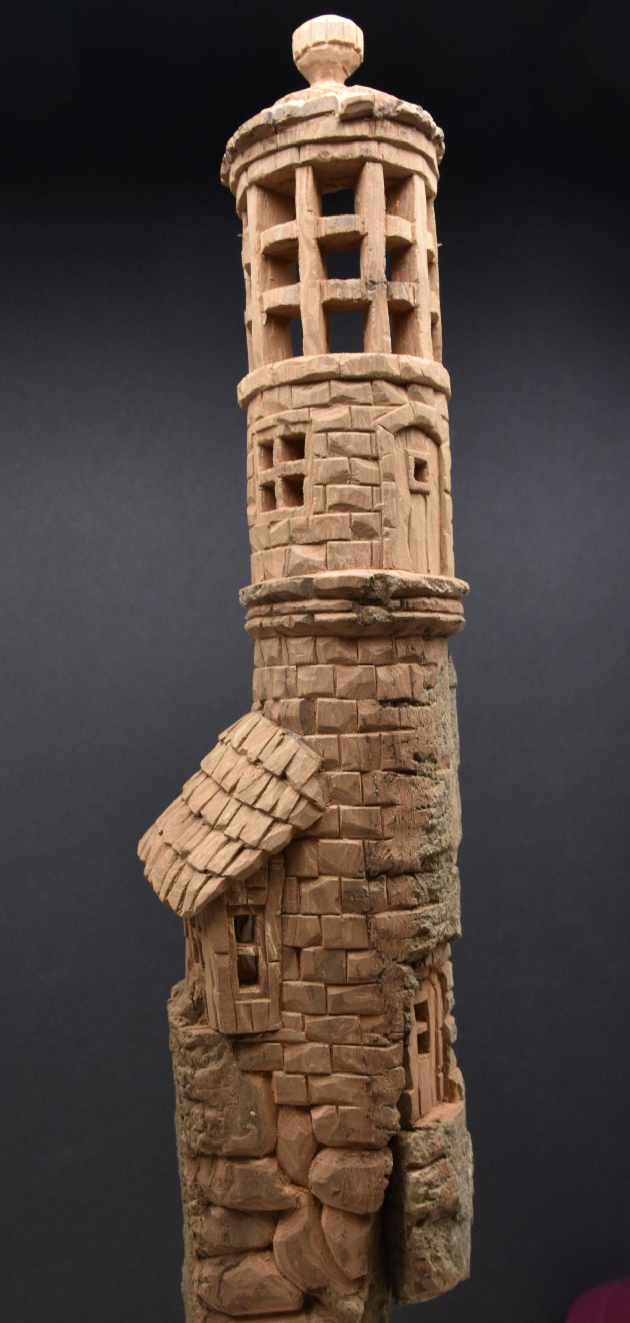 Wood carvings by mark sheridan carving in
