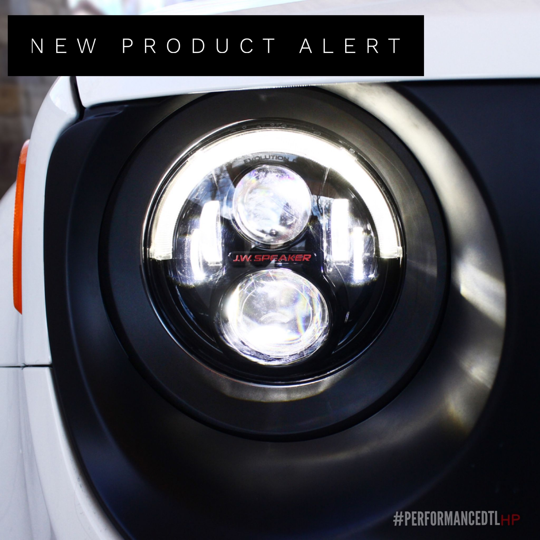 Now Stocking Jw Speaker Headlights For Jeep Renegades Jeep