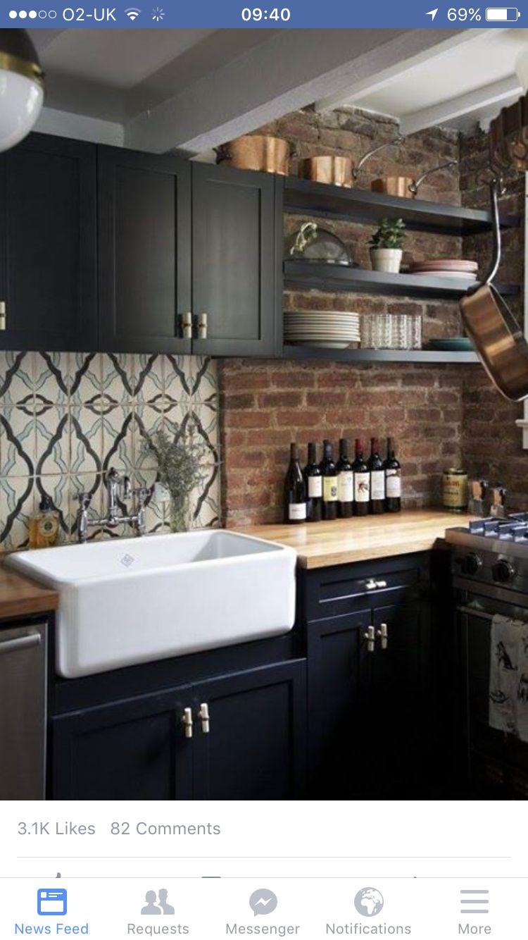 Kitchen tiles | Dream house | Pinterest | Landhausküchen ...