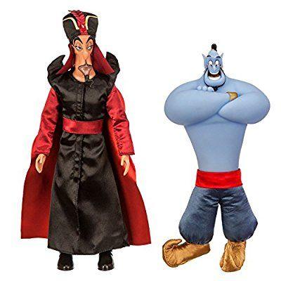 Aladdin Disney Deluxe Doll Gift Set Action Figures Of Aladdin
