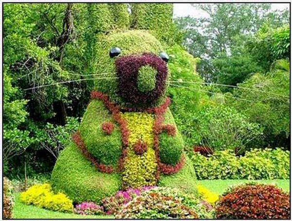 BeautifulGardensOfTheWorld Animal Garden Worlds Beautiful