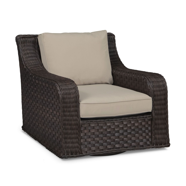 Outdoor Furniture D Swivel Rocker