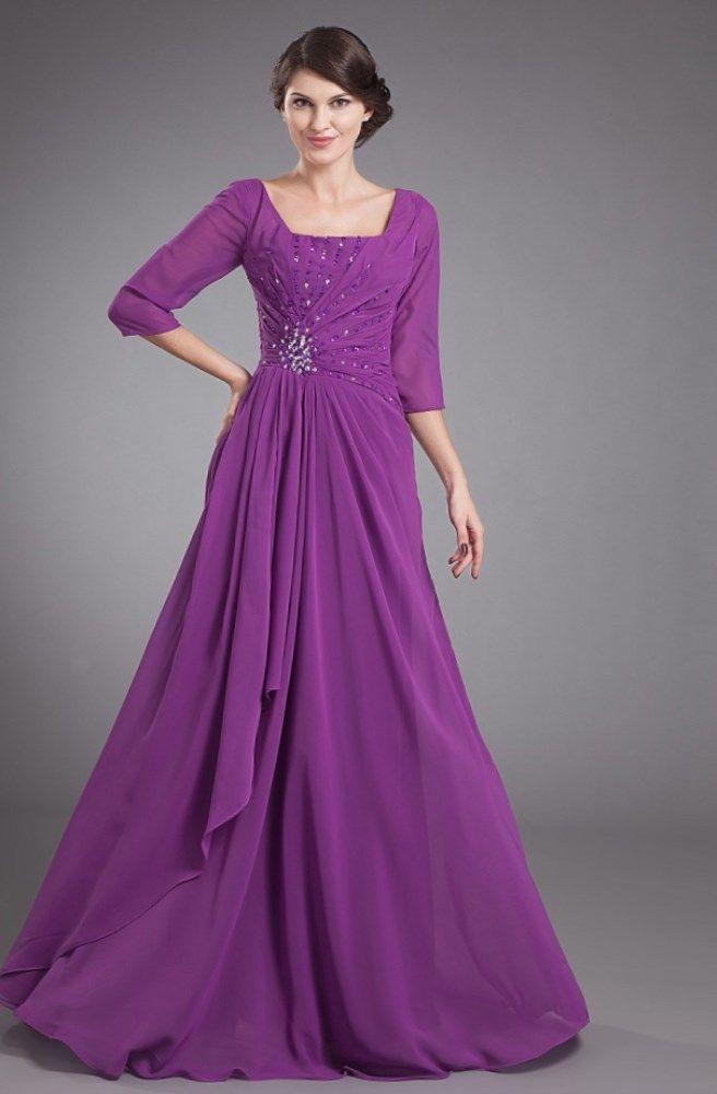 Brautmutterkleider lang große größen #trend #damenmode # ...