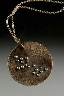 Springpad: Braille necklace