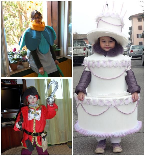 Vestiti Halloween Fai Da Te Adulti.100 Costumi Di Carnevale Fai Da Te Per Bambini E Adulti Pane