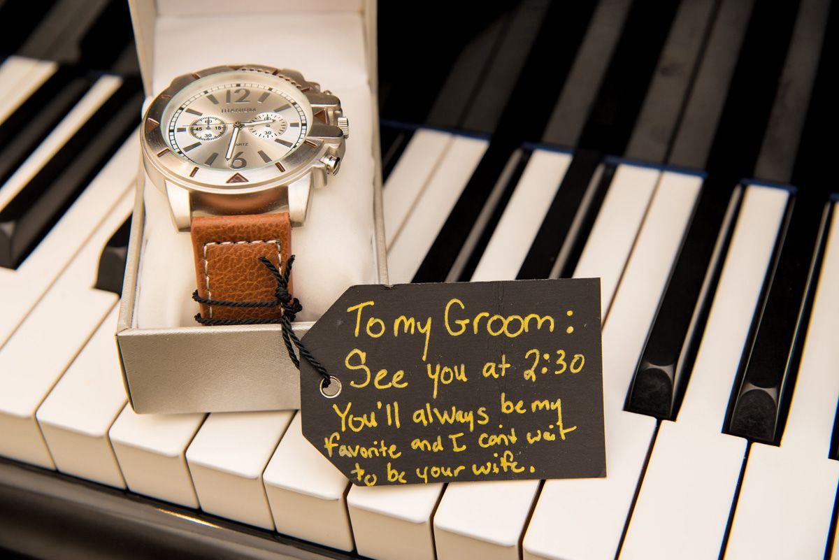 Wedding Gift Watches: Mari And Torrey's Wedding