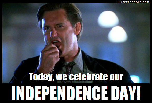 My favorite Independence Day speech. Ever. Movie