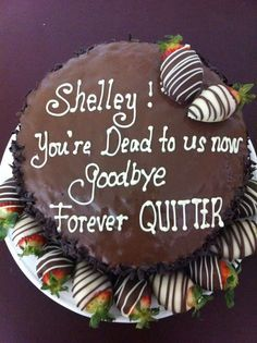 1000 Ideas About Going Away Cakes On Pinterest Farewell Cake With Images Going Away Cakes Goodbye Gifts For Coworkers Goodbye Gifts