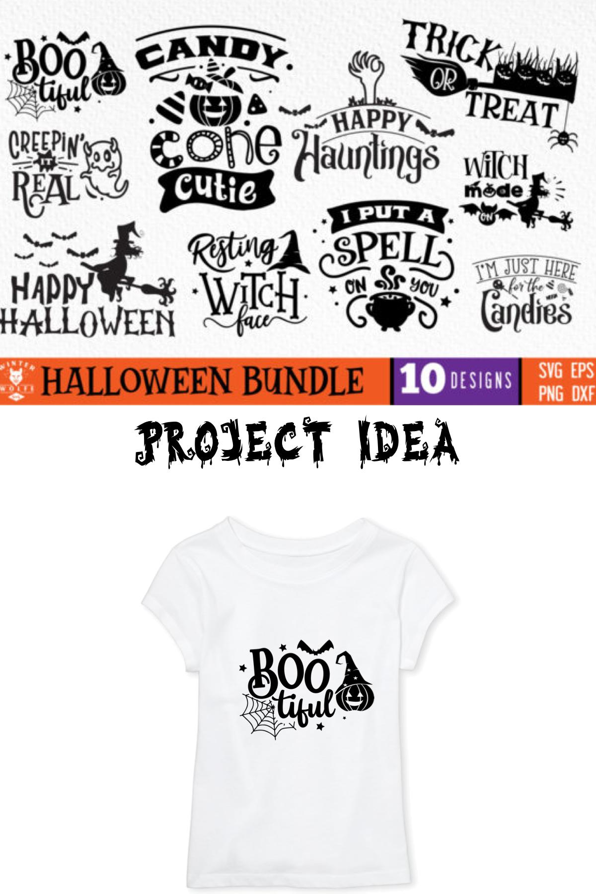 Halloween Bundle SVG 10 Designs (Graphic) by WinterWolfeSVG