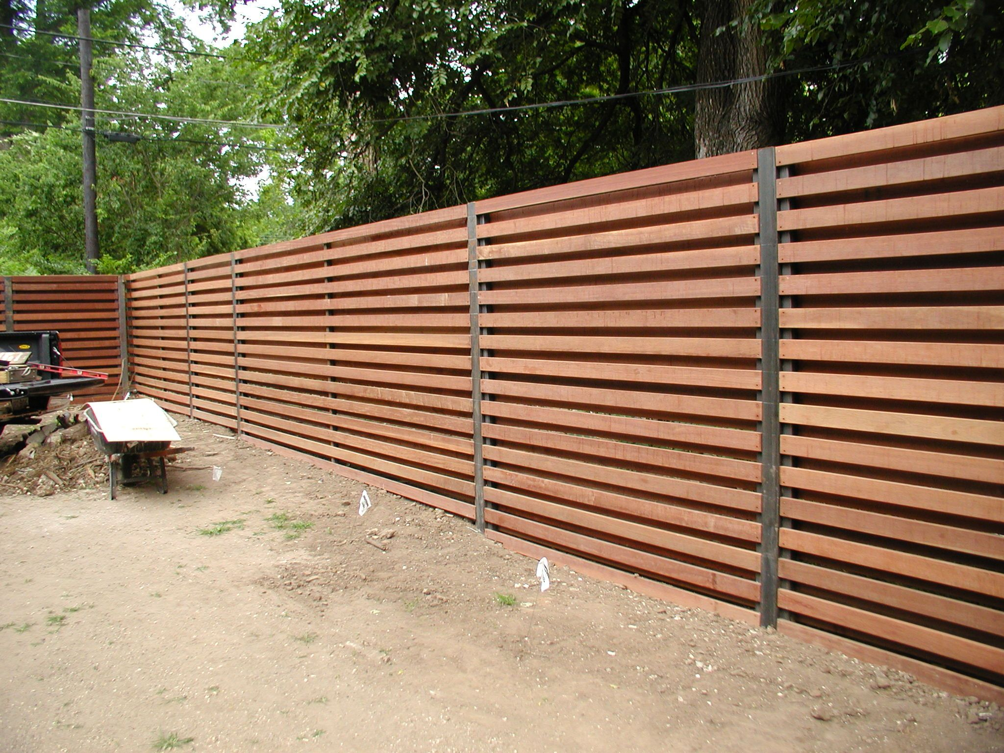Mediterraner Zaun Horizontal Shadowbox Fence Google Search Zaun Fence