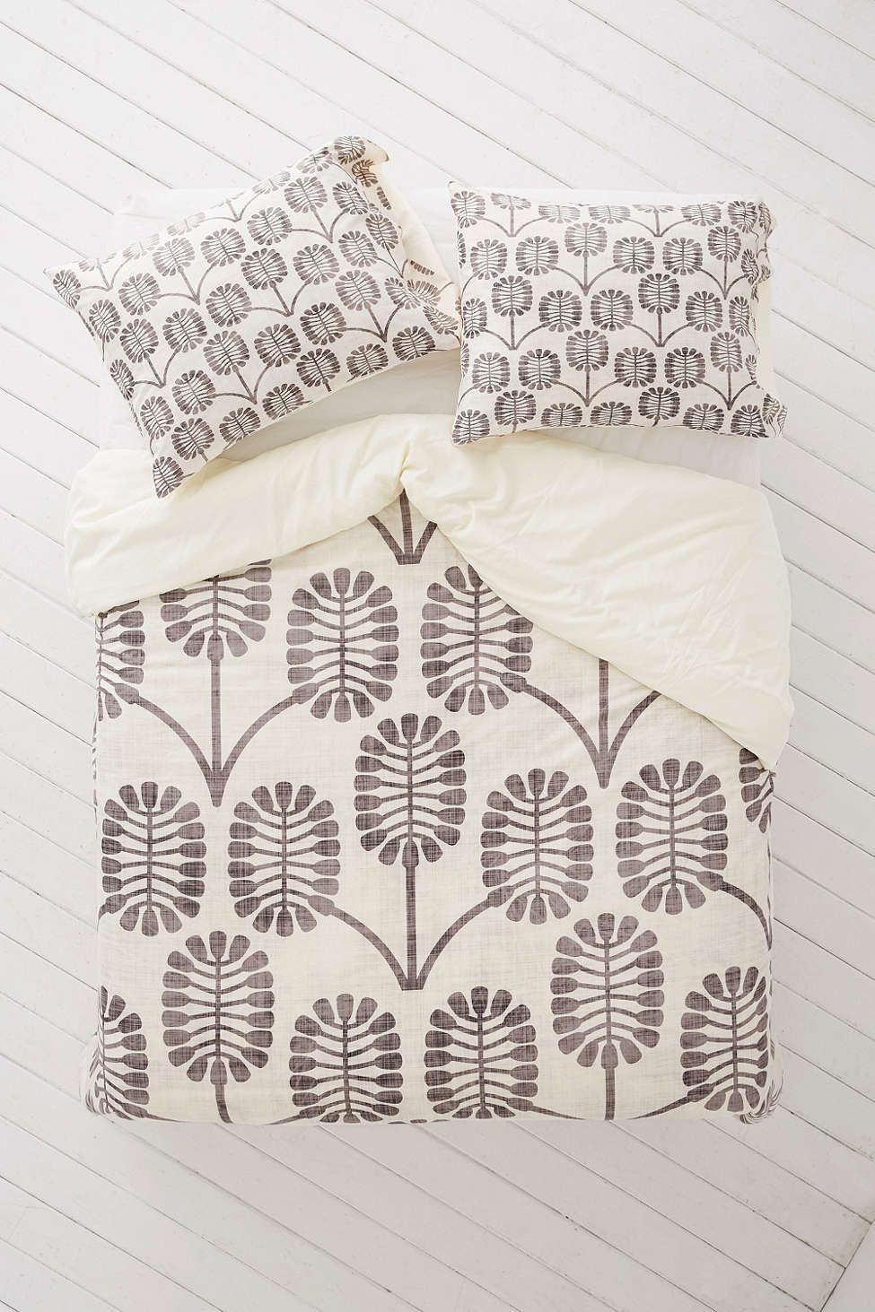 Holli zollinger for deny thistle duvet cover urban outfitters