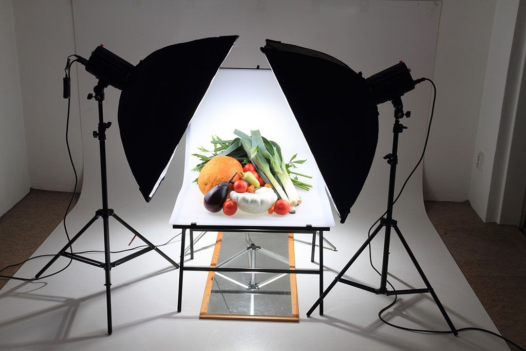 Image result for lighting setups for product photography