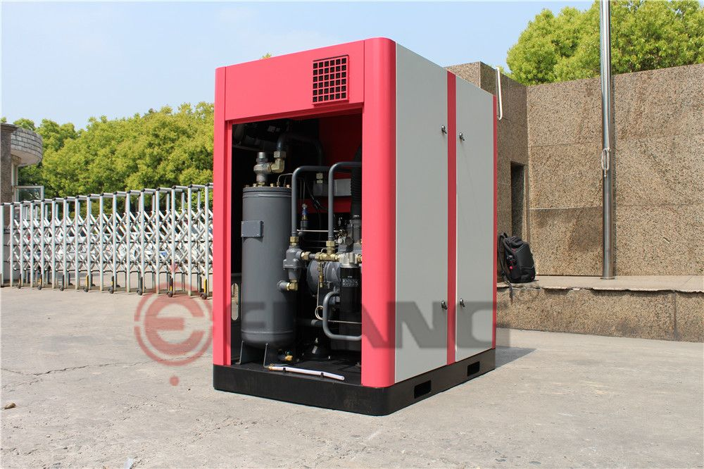 Good Quality 50HP belt type air compressor Air