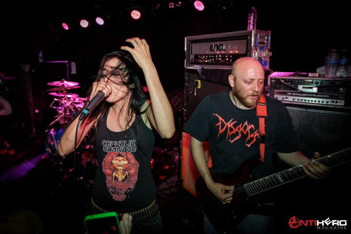 Concert Review: ABNORMALITY at the Riot Room in Kansas City ...