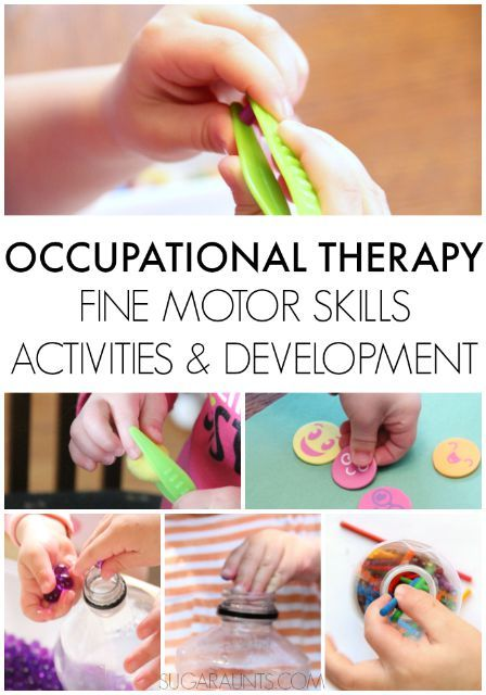 Occupational Therapy Occupational Therapist