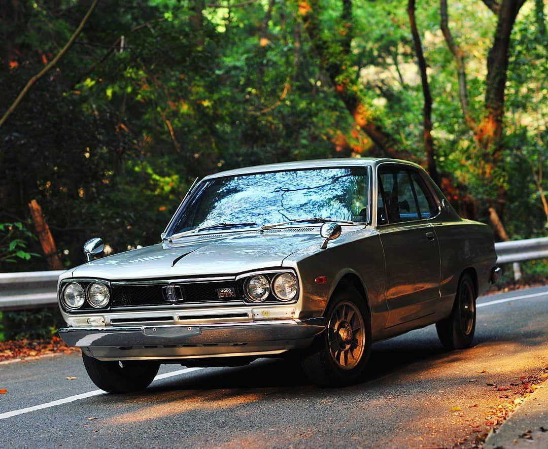 🔵 The touge🔥 JDM real masterpiece 🚗 1972 Nissan Skyline ...  1972 Nissan Skyline Jdm
