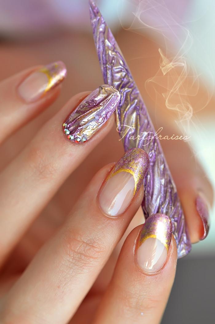 Tartofraises Nail Nails Nailart Nail Art Pinterest Nail