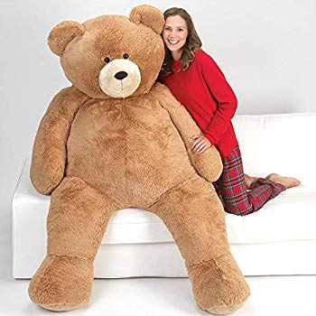 Vermont Teddy Bear Giant Stuffed Animals Life Size Teddy