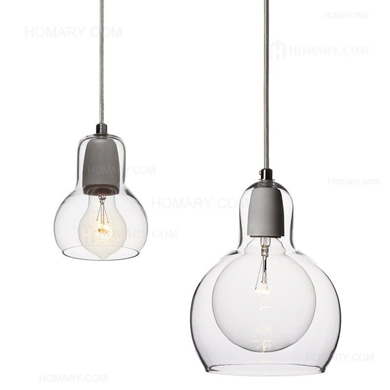 Mouth-Blown Glass Modern Mini Pendant Light - Would be lovely in the kitchen.  sc 1 st  Pinterest & Mouth-Blown Glass Modern Mini Pendant Light - Would be lovely in the ...