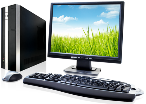 Desktop Computer Rentals Desktop Computer Rental Has Never Been More Simple And Convenient Rent An Acer Entry Or Mi Desktop Computers Computer Photo Computer
