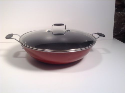 Emeril Essentials Everyday Pan 13 5 Inch Nonstick Cookware